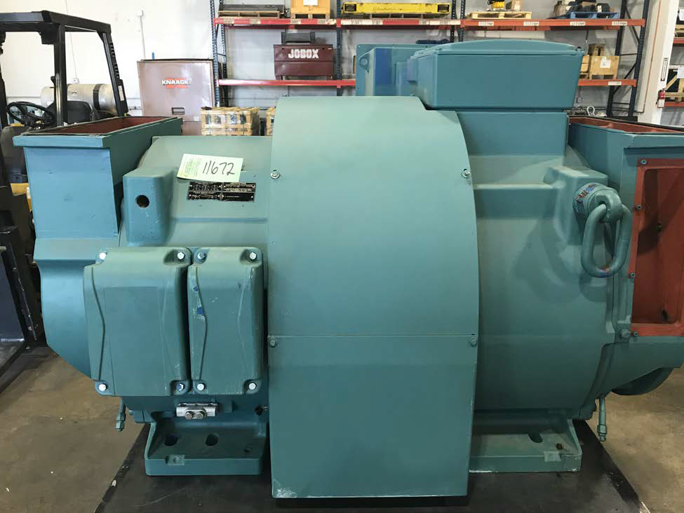 electric motor repair denver